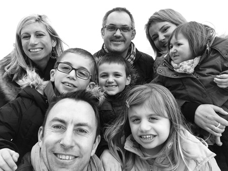 Les familles françaises USP7